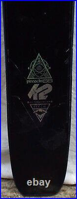 16-17 K2 Pinnacle 88 Used Men's Demo Skis withBindings Size 177cm #633217