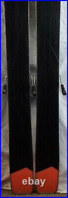 16-17 Rossignol Sky 7 HD Used Men's Demo Skis withBindings Size 164cm #346820