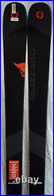 18-19 Blizzard Brahma New Men's Skis Size 180cm #819840