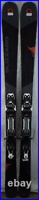 18-19 Blizzard Brahma Used Men's Demo Skis withBindings Size 166cm #230476