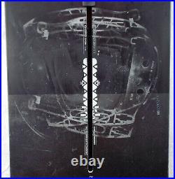 18-19 Burton Custom X Used Men's Demo Snowboard Size 150cm #174357