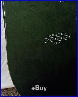 18-19 Burton Descendant Used Men's Demo Snowboard Size 155cm #174384