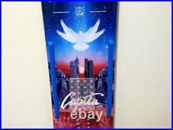 18/19 Capita Space Metal Fantasy Snowboard Freestyle Hybrid Rocker 151 lib tech