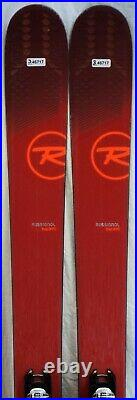 18-19 Rossignol Experience 94 Ti Used Men's Demo Skis withBinding Size187cm#346717