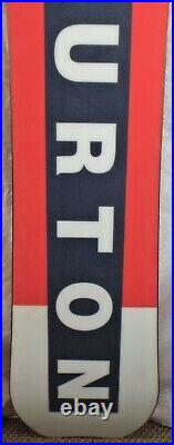 19-20 Burton Deep Thinker Used Men's Demo Snowboard Size 154cm #346666