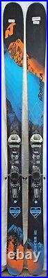 20-21 Nordica Enforcer 104 Free Used Men's Demo Skis withBinding Size 186cm#346700