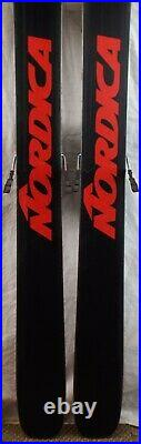20-21 Nordica Enforcer 94 Used Men's Demo Skis withBindings Size 179cm #346834