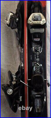 20-21 Nordica Enforcer 94 Used Men's Demo Skis withBindings Size 186cm #346833
