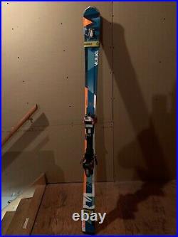 2016-17 Volkl RTM 86 UVO Skis 182cm with Bindings