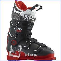 2016 Salomon X Max 100 Red/Black Size 29.5 Men's Ski Boots