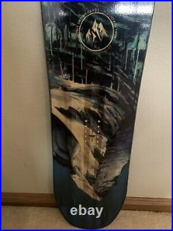 2017 New With Original Stickers Jones Mountain Twin 158cm Wide Snowboard