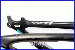 2017 Yeti SB5 All Mountain Carbon Full Suspension Bike Frame Large / L 27.5 Fox