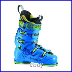 2018 Tecnica Cochise 110 Blue/Lime Mens Ski Boots-29.5