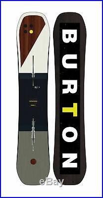 2019 Burton Custom Flying V All Mountain Men's Snowboard Size 158