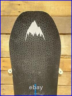 2019 Burton Deep Thinker 154 Snowboard USED
