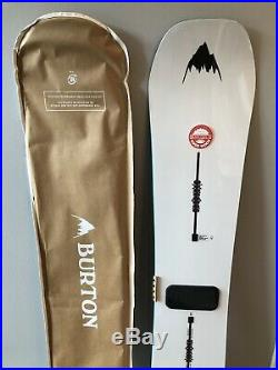 2019 Burton Free Thinker Men's All Mountain Snowboard, Size 157, New and Sealed