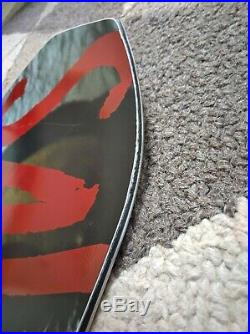 2019 Yes The Greats Uninc. 154 Asymmetrical Twin All Mountain Snowboard