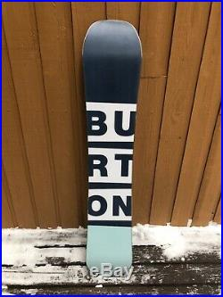 2020 Burton Custom Camber Snowboard 156