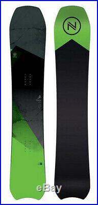 2020 Nidecker (Flow) AREA Snowboard NEW 161cm All Mountain Carver