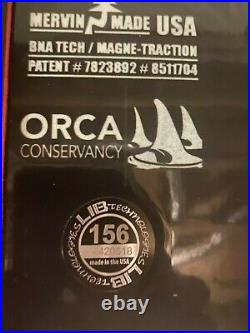 2021 Lib Tech Travis Rice Orca 156cm Snowboard used just once (ridden one day)