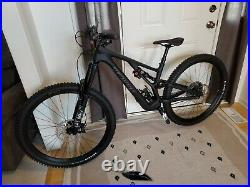 2021 Specialized Stumpjumper all Carbon Fiber frame mens mountain bike