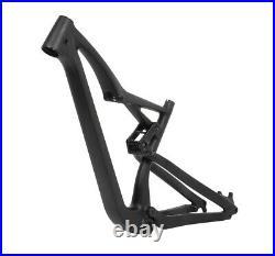 27.5er Boost 17.5 All Mountain Full Suspension Bike Carbon Frame 150 Travel M08