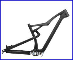 29er 19.5 All Mountain Full Suspension Bike Carbon Frame Boost 150mm Travel M08