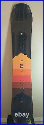 Arbor Shiloh Snowboard 156cm camber 2021 NEW
