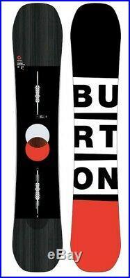 BRAND NEW IN CELLOPHANE 2020 Burton Custom Flying V 162 cm Men's Snowboard