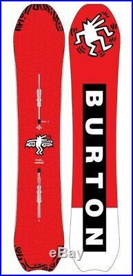 BRAND NEW IN CELLOPHANE 2020 Burton Deep Thinker Camber 160 cm Men's Snowboard