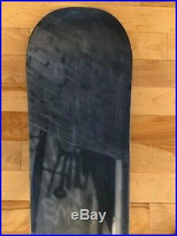 BURTON JOYSTICK 154 cm Snowboard 2013 all mountain used V-Rocker