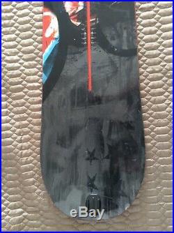 BURTON JOYSTICK 157 cm Snowboard 2011 all mountain used decent price