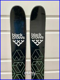 Black Crows Navis All Mountain Skis 179cm with Marker Griffon Bindings