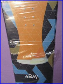 Blue Moon snowboard 156cm all mountain ride NEW IN PLASTIC limited edition SNOW