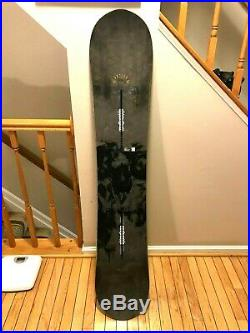 Burton Antler Snowboard Camber 2016 Men's Snowbaord 151.5