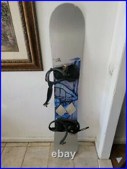 Burton Balance Snowboard 160.5cm