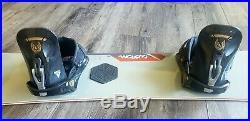 Burton Custom 54 Snowboard With Burton Bindings 153cm