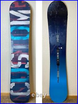 Burton Custom Flying V Men`s Snowboard 2017 Size 154 cm