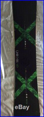 Burton Custom Flying V Snowboard 160 Good Condition V Rocker 160cm