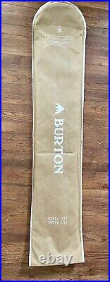 Burton Custom Flying V snowboard 158