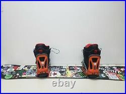 Burton Custom Men's ICS Snowboard (Size 12)