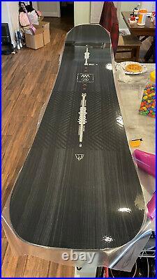 Burton Custom X Snowboard all Mountain 158 W Wide 2020 Used