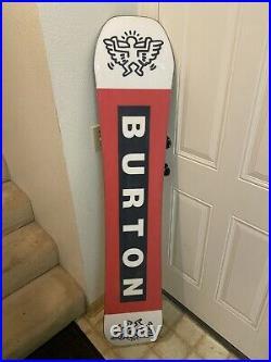 Burton FREE THINKER 157 Snowboard CUSTOM supreme lib DC CAPITA analog Union