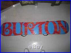Burton Joystick All Mountain Men's Snowboard, Size 154