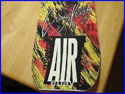 Burton Mystery Air Vintage Craig Kelly Snowboard Made in Austria with Bindings