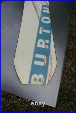 Craig Kelly Burton SLOPESTYLE Snowboard Vintage Rare 171cm