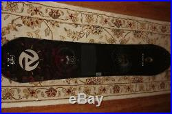 Craig Kelly Burton Snowboard 161 Vintage Rare 161cm