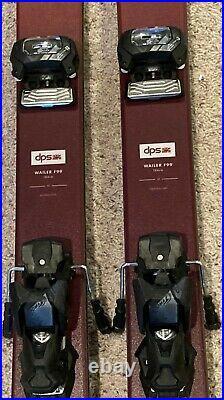 DPS Wailer 99 Foundation Skis (2019) with Tyrolia Attack 13 Bindings