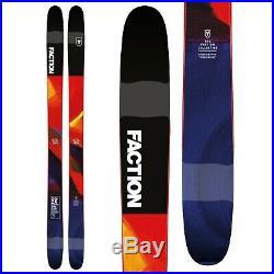 Faction Prodigy 2.0 Men's Rockered All-Mountain Ski New 2019 (174cm)