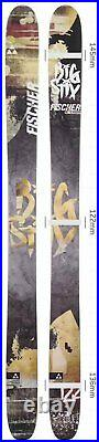 Fischer Big Stix 122 Rocker Men's Skis 185cm & 192cm NEW